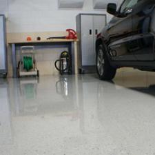 How Can an Epoxy Floor Coating Make My Garage Safer?